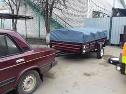 Легковой прицеп от производителя Завода ЛЕВ