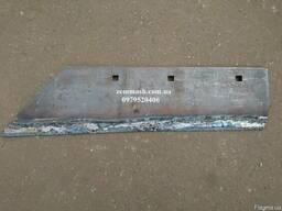 Лемех с наплавкой 65Г сталь