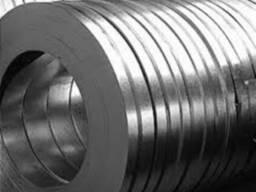 Лента металическая упаковочная мягкая черная сталь 3пс, 08кп