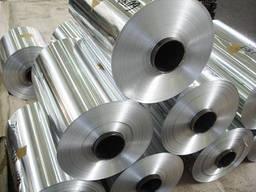 Лента алюминиевая 0, 3х1, 25мм, фольга купить, цена, гост
