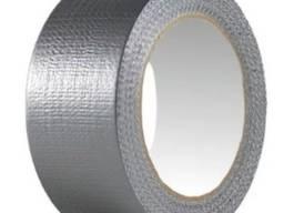 Лента алюминиевая клейкая армированная