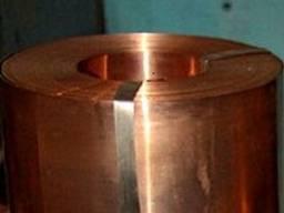 Бронзова стрічка БрАМц9-2 0,15х250 мм