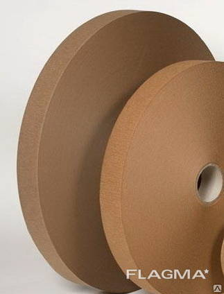 Лента бумажная крепированная для зашивания бумажных мешков