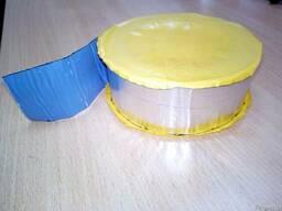 Лента бутиловая БФ Alenor фольгированная 50 мм - фото 2