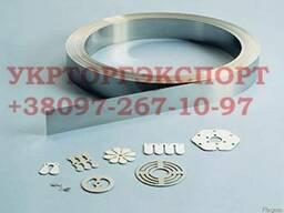 Лента для пластин клапанов компрессоров С38Мо1