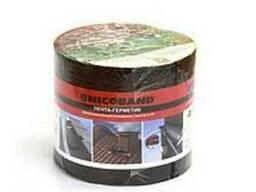 Лента-герметик Nicoband коричневая 10см*3м