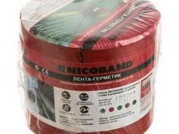 Лента-герметик Nicoband красная 10см*3м