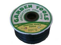 Лента капельного полива Garden tools 1000 м. (10, 20, 30 см)