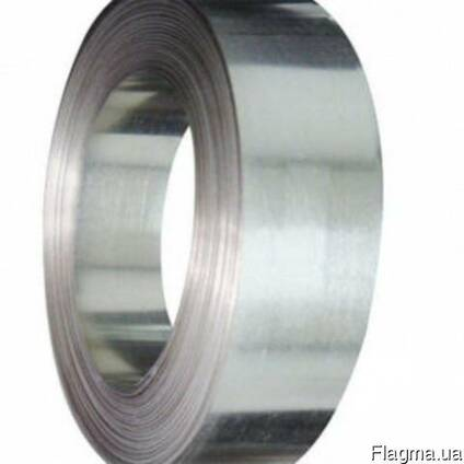 Нихромовая лента (шина) Х20Н80 0.2 * 4 мм.