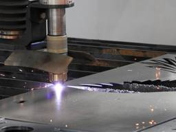 Порезка рулонного металла на штрипсы