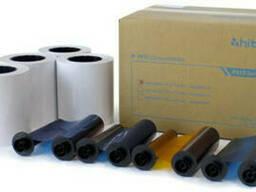 Бумага для принтера MES. Пакет из 10 рулонов. Медаппаратура