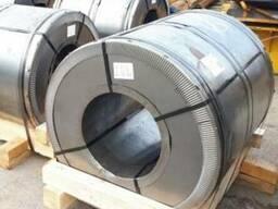 Лента стальная черная 05х27 мм