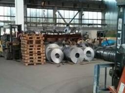 Лента стальная черная 05х28 мм