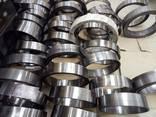 Лента упаковочная стальная толщиной 0,4-3,0 мм купить цена - фото 1