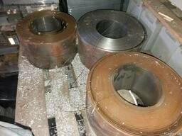 Лента стальная холоднокатанная О8ПС 0,8*1200