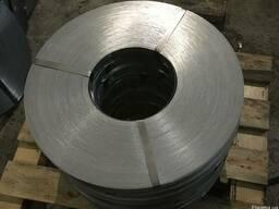 Лента стальная оцинкованная холоднокатаная от производителя - фото 1