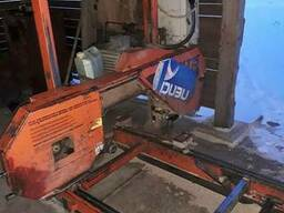 Ленточная пилорама Wood-Mizer LT-15