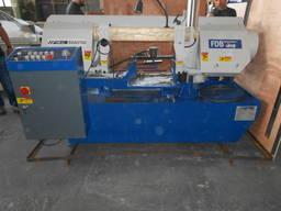 Ленточно-пильный станок полуавтомат FDB Maschinen SGA 370G