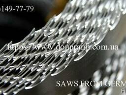 Ленточное полотно для пилы по дереву от 6 мм до 50 мм