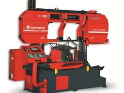 Ленточнопильный станок автомат Karmetal WOS 500x550