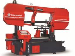 Ленточнопильный станок полуавтомат Karmetal KSA 600x800