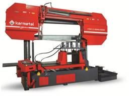 Ленточнопильный станок полуавтомат Karmetal KSA-D 800x1250
