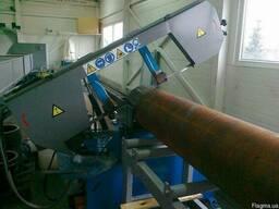Ленточно-отрезной станок Мить–1-03, рез до 400 мм