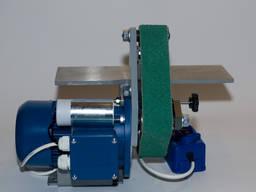 Ленточный гриндер GRN-404 с большим столом 610-50 мм