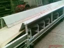 Ленточный транспортер для отходов и других сыпучих продуктов