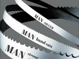 Стрічкова пила MAN silver 50*1. 1
