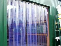 Ленточные ПВХ завесы,(шторы).Доставка,установка.