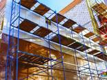 Леса строительные рамные от завода - производителя - фото 1