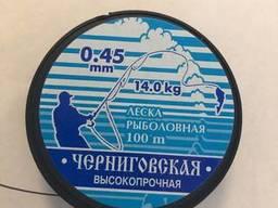 Леска черниговская 0, 45 мм