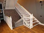 Лестница для дома №1 Киев Одесса - фото 1