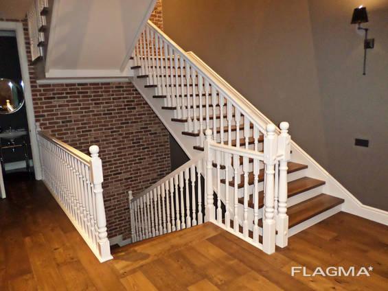 Лестница для дома №1 Киев Одесса