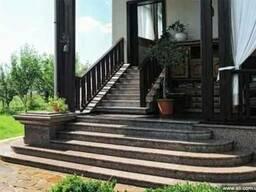 Лестница Гранит купить Киев Гранитная лестница