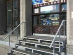Лестница крыльцо Эконом
