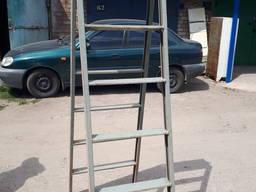 Лестница металическая