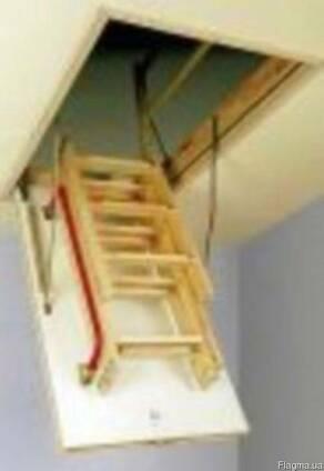 Лестница на чердак FAKRO 60x120мм