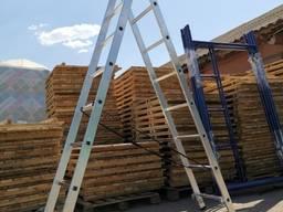 Лестница трехсекционная от производителя