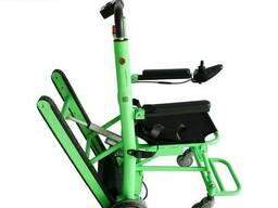 Лестничный подъемник для инвалидов электроколяска 003A. ..
