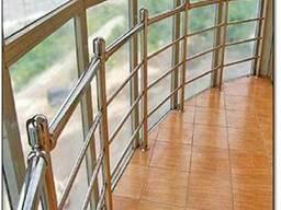 Лестницы, балконные ограждения, навесы