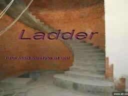 Лестницы бетонные Украина