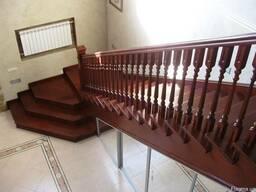 Лестницы деревянные (массив Ясень, Дуб, Сосна)