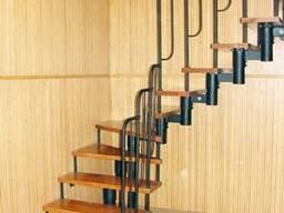 Лестницы, деревянные, металлические и другие.