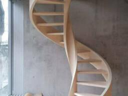 Лестницы из бетона - индивидуальное проектирование и строите