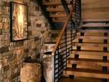 Лестницы изготовление, дизайн, монтаж - фото 3