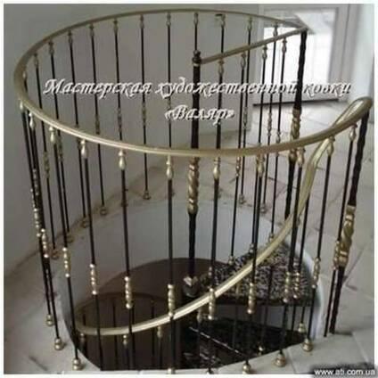 Лестницы металлические любой сложности и конфигурации.