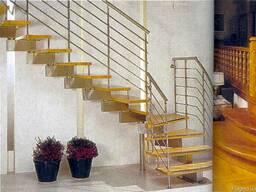 Лестницы открытые воздушные