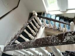 Лестницы подоконники столешницы порталы из мрамора
